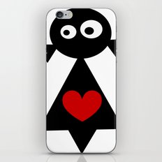 ···MuÑeQUita MoOi MoOi... iPhone & iPod Skin