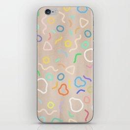 Confetti Party iPhone Skin