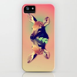 Fawny iPhone Case