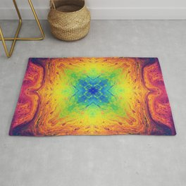 Psychedelic Two Rug