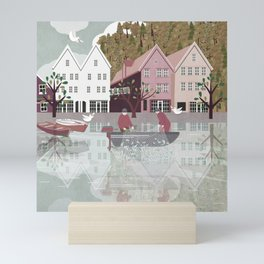 Norway 8 Mini Art Print