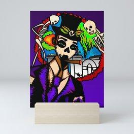 Baron Samedi Mini Art Print