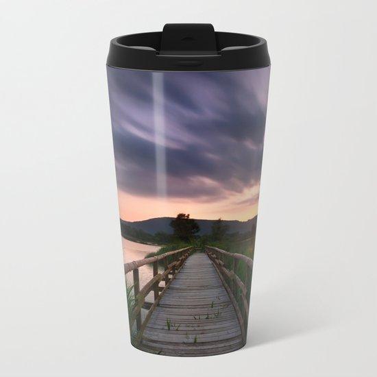 Escape II Metal Travel Mug