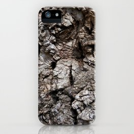 The barking tree iPhone Case
