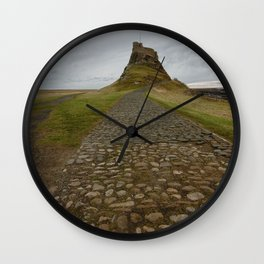 Lindisfarne Castle Wall Clock