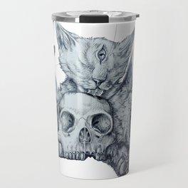 Catberus Travel Mug