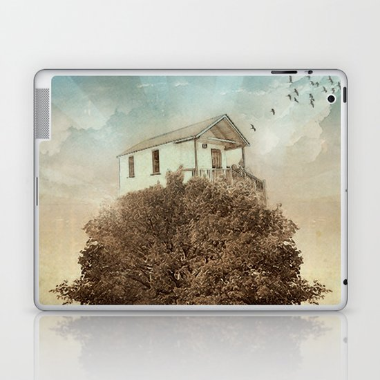Tree House Laptop & iPad Skin