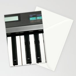 Keyboard Stationery Cards