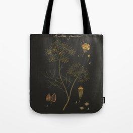 Dill (Dark Background) Tote Bag