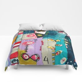 Up and Away Comforters