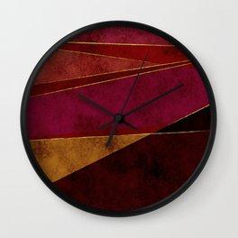 Contemporia 7 Wall Clock