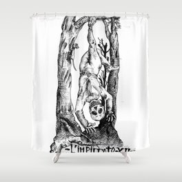 l'appeso Shower Curtain