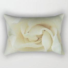 Gardenia Romance Rectangular Pillow