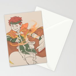 Plucky Freedom Fighter Stationery Cards