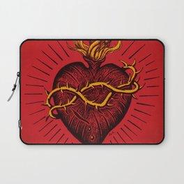 Bleeding Heart Laptop Sleeve