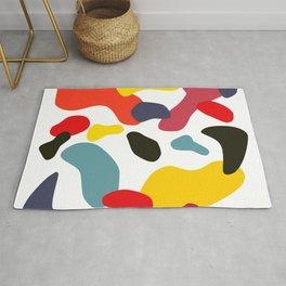 Abstract Shapes #1 Rug