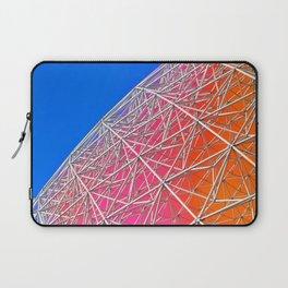 Rainbow Biosphere Mesh Laptop Sleeve
