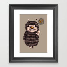 beeboy Framed Art Print