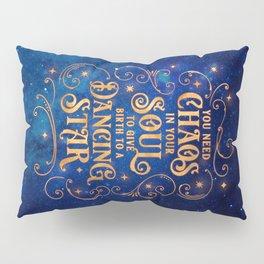 Dancing Star Pillow Sham