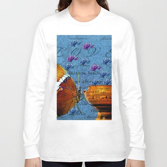 BUTTERFLY LOVE Long Sleeve T-shirt