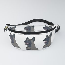 DOGS 1 Fanny Pack