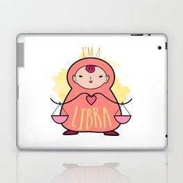 I'm a Libra Laptop & iPad Skin