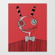 Mister Friend Canvas Print