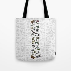 letter I - insects Tote Bag
