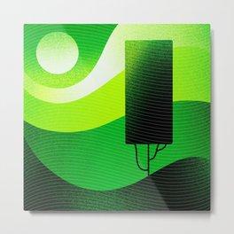 Landscape Series 30 Metal Print