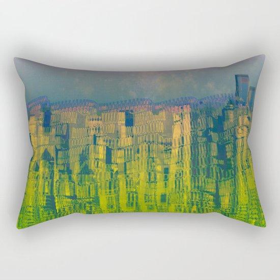 Kryptonic Place / Urban 25-12-16 Rectangular Pillow