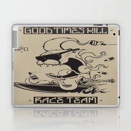Good Times Kill Race Team Laptop & iPad Skin