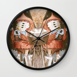 The Song Wall Clock