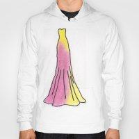 gryffindor Hoodies featuring Gryffindor Dress by AlwaysRiverose
