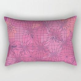 3 E=RosFlow Rectangular Pillow