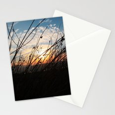 Sunset at the Lakes. Stationery Cards