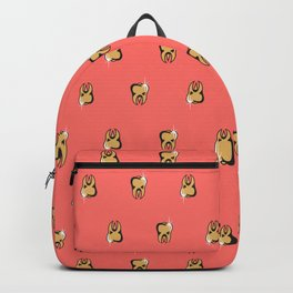 Gold Teeth Backpack
