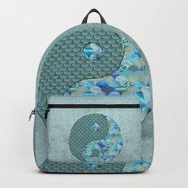 Yin Yang Ocean Spirit Backpack