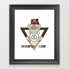 Great Symbol of Stan Framed Art Print