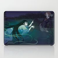 siren iPad Cases featuring Siren by Katie Badenhorst