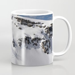 Ski Slopes Coffee Mug