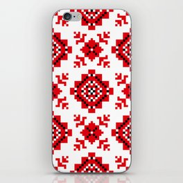 Slavonic national ornament iPhone Skin