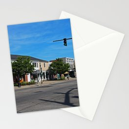 A Street in Perrysburg IV Stationery Cards
