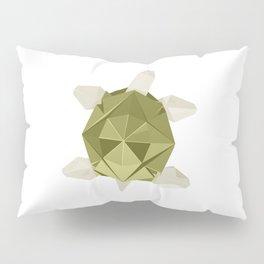 Origami Turtle Pillow Sham