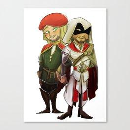ACB Duo Canvas Print