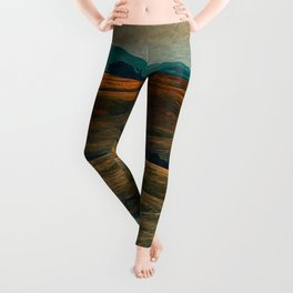 The Beauty of Nothing and Nowhere Leggings