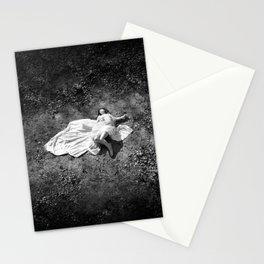 The Fallen Stationery Cards