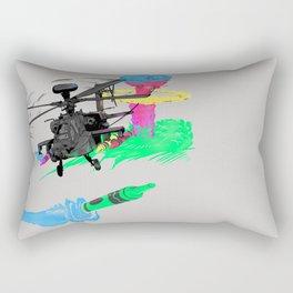 Art of War Rectangular Pillow