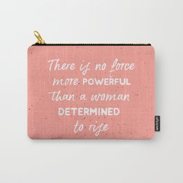 Powerful Women Carry-All Pouch
