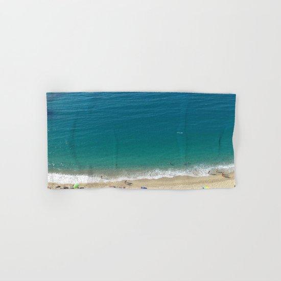 Italian Beach 1 Hand & Bath Towel
