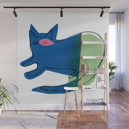 CAT CAT Wall Mural